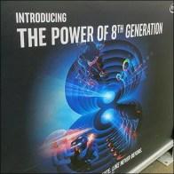 Sam's Club Intel 8th Generation Display
