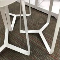 Slot-Perforated Metal Bulk Bin