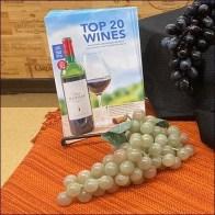 Retail Wine Advice Literature Holder