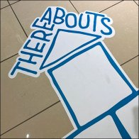 ThereAbouts Kid's Hopscotch Floor Graphic