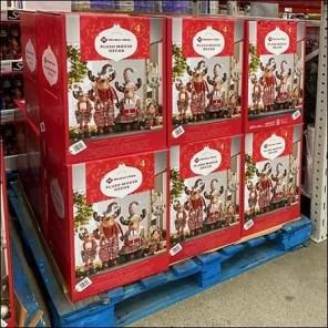 Christmas Moose Plush Merchandising