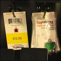 TagWorks Out-of-Stock Back-Tag Details