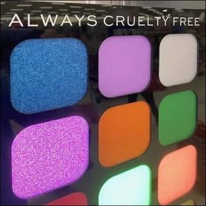 Revolution Cruelty-Free Cosmetics FlashersRevolution Cruelty-Free Cosmetics Flashers