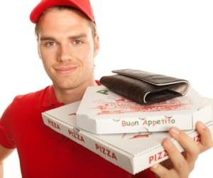 Pizzafahrer