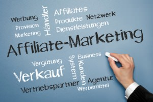 Affiliate Marketing Partnerprogramme