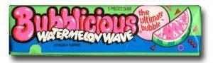Bubblicious Watermelon Wave
