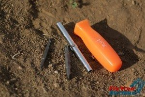 6 in 1 screwdriver dissasembled