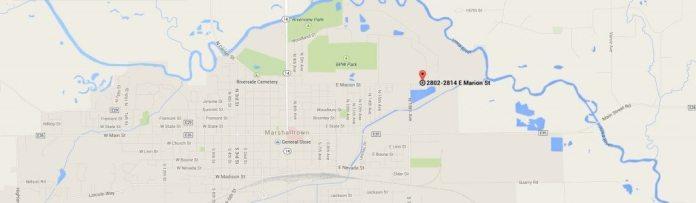 Nicholson-Ford OHV Google Map