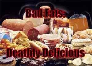 Rider Nutrition: Bad Fats