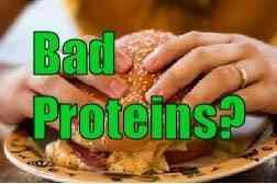 Rider Nutrition: Bad Proteins