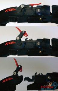 Leatt Neck Brace Spacer Assembly