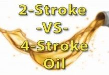 2-stroke vs 4-stroke oil