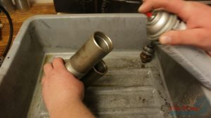 Shock Disassembly and Inspection step 9