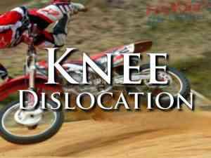 First Aid: Trauma - Knee Dislocation