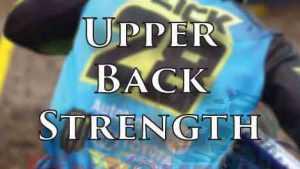 Rider Fitness Upper Back Strength