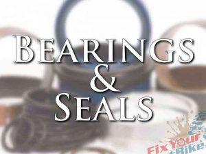 Product Reviews Bearings and Seals Header