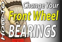 How To Change The Front Wheel Bearings On Your Dirt Bike Featured Image