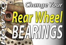 How To Change The Rear Wheel Bearings On Your Dirt Bike Featured Image