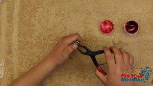 Install Spring Clip