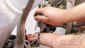 Top End Service - Part 3 - Piston Removal - Rock Piston