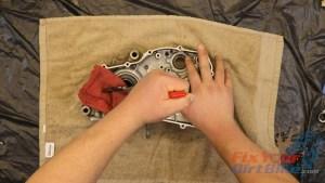 23. Remove Oil Seals