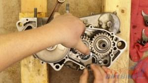 5 - Install Shift Forks