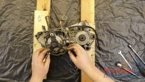 8. Assemble Case Splitter