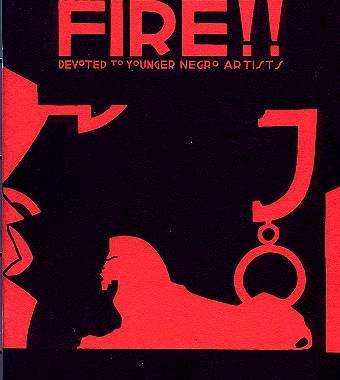 Cover of FIRE!! Magazine (1926)