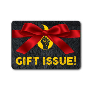 gift issue card