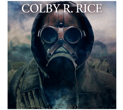 Icon for indie author interview of Colby R. Rice