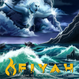 cover for issue 6 of FIYAH Literary Magazine