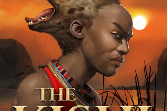 "over for Antoine Bandele's ""The Kishi"" novel."