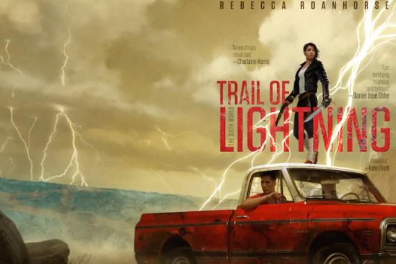 trail of lightning full cover