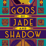 "Cover of Silvia Moreno-Garcia's ""Gods of Jade and Shadow"""