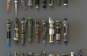 light saber collection