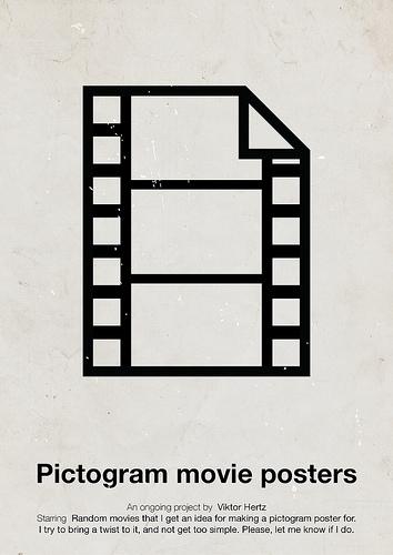 fizx Pictogram Movie Posters (24)