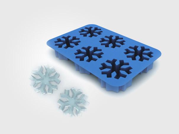 Ice cube trays (4)