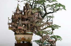 Mind-Blowing Miniature Sculptures