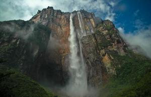 The Highest Waterfall in the World