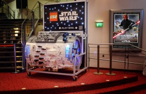 STAR WARS LEGO Circus Organ