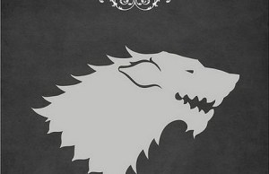 Amazing Game Of Thrones Family Crest Line-Up
