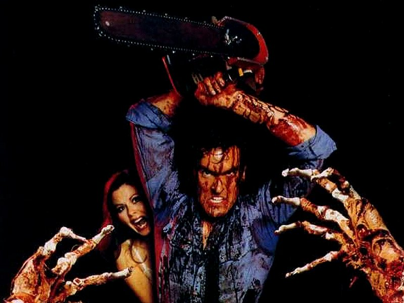 EVIL DEAD Sequel Trying To Be Made Without Sam Raimi... Raimi Sues