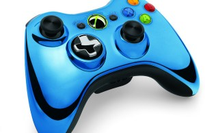 New Chrome Xbox Controllers
