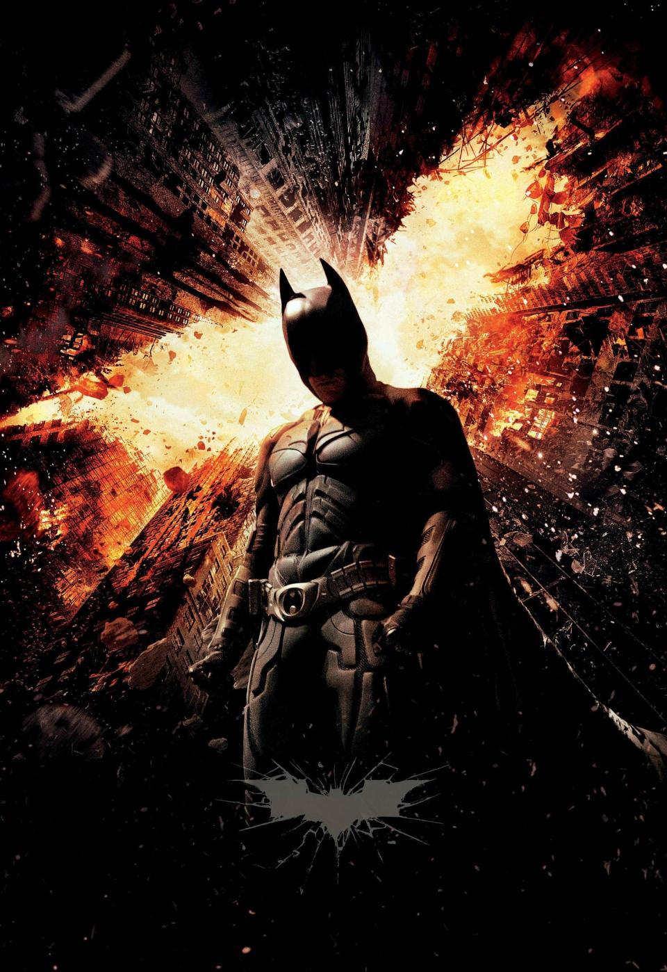 THE DARK KNIGHT RISES Textless Posters and Banners (7)