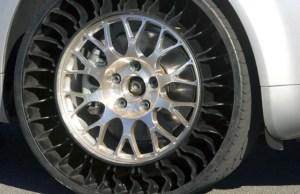 Amazing New Tire Design