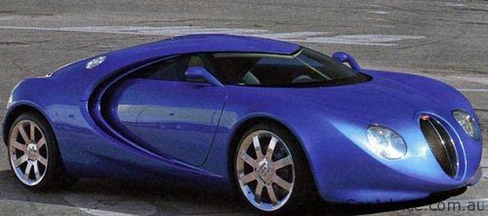 IRON MAN 3 -Bugatti design, Walter de Silva