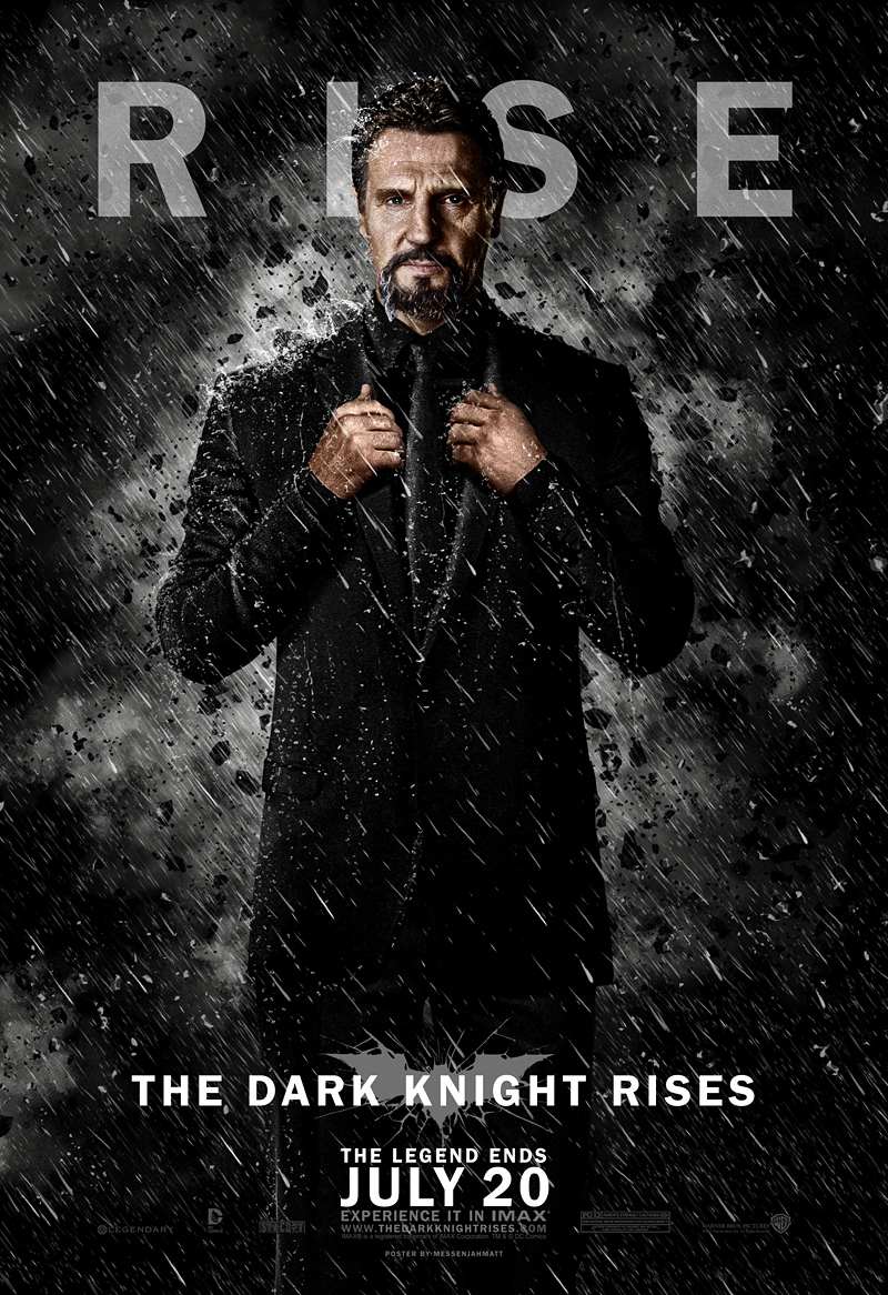 The Dark Knight Rises Fan Posters (13)