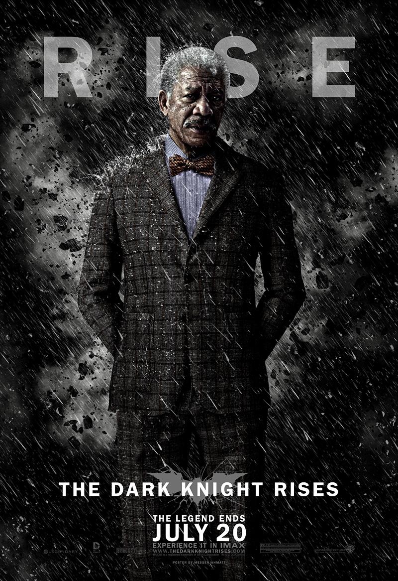 The Dark Knight Rises Fan Posters (11)