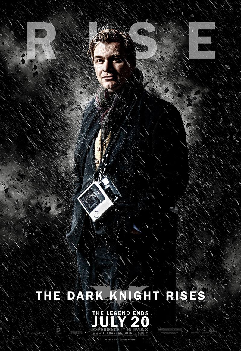 The Dark Knight Rises Fan Posters (6)