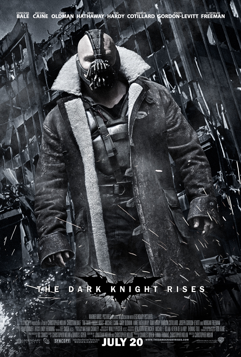 The Dark Knight Rises Fan Posters (23)
